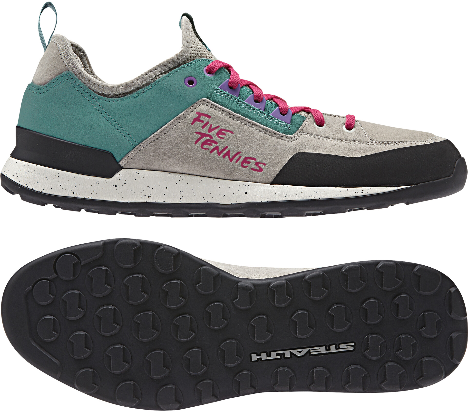 adidas Five Ten Five Tennie Approach Shoes Green | adidas